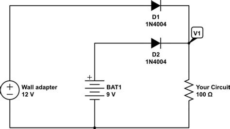 Charging a single 12V battery from 2 solar panels