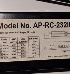 t8 ballast wiring diagram [ 1809 x 1018 Pixel ]