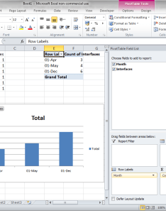 Screenshot also excel running total count in pivot chart stack overflow rh stackoverflow