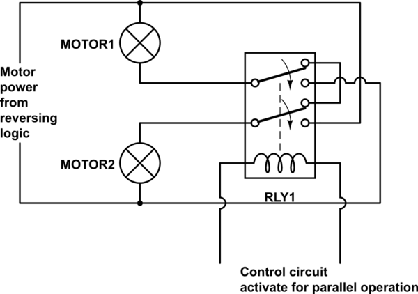 Electrical Series Parallel Dpdt Switch Wiring Diagram