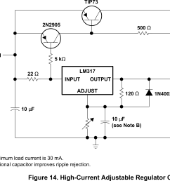 lm317 based high current adjustable regulator circuit [ 7051 x 4732 Pixel ]