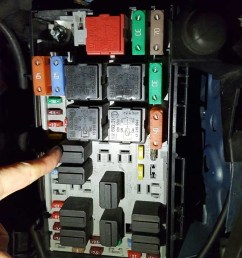ecu help tracking down a battery drain issue on a 2007 vauxhall corsa fusebox [ 1080 x 1920 Pixel ]