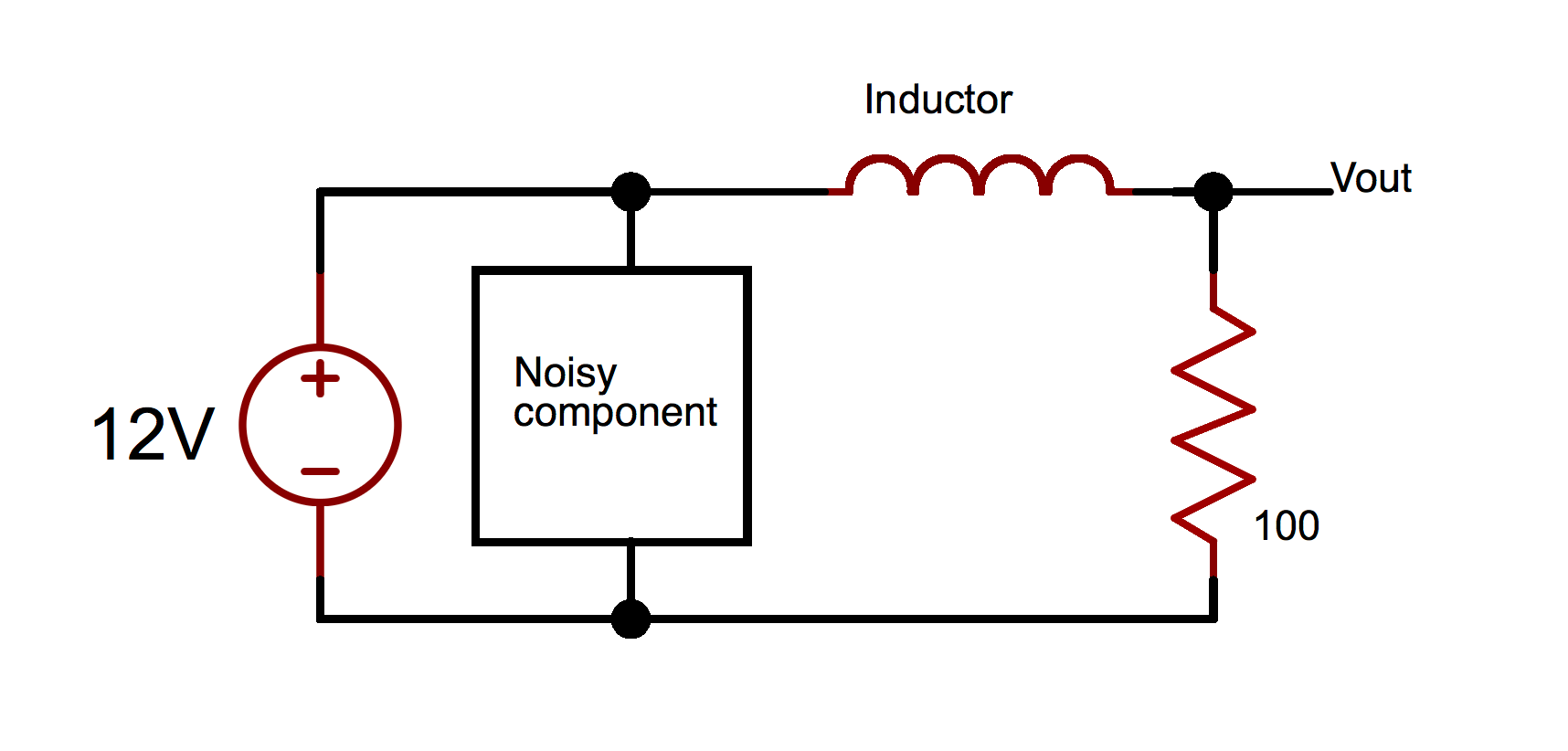 Electrical Noise Filter Circuit
