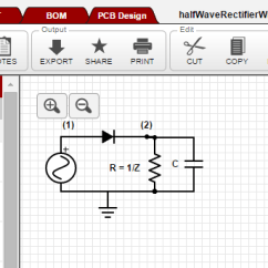 How To Draw A Circuit Diagram 2001 Jeep Tj Stereo Wiring Cad Good Tools For Drawing Schematics Electrical Engineering Scheme It Screenshot
