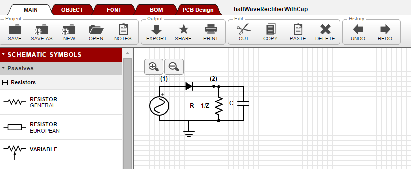 best tool to draw diagrams frog internal anatomy diagram labeled cad good tools for drawing schematics electrical engineering scheme it screenshot