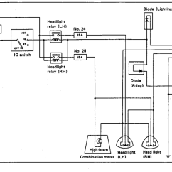 Cars Wiring Diagrams 2006 E350 Fuse Box Diagram Automotive What S The Purpose Of Diodes In This Circuit Enter Image Description Here