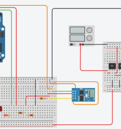 12 v to 5 3 3 v regulator issue with arduino and esp8266 [ 1381 x 720 Pixel ]
