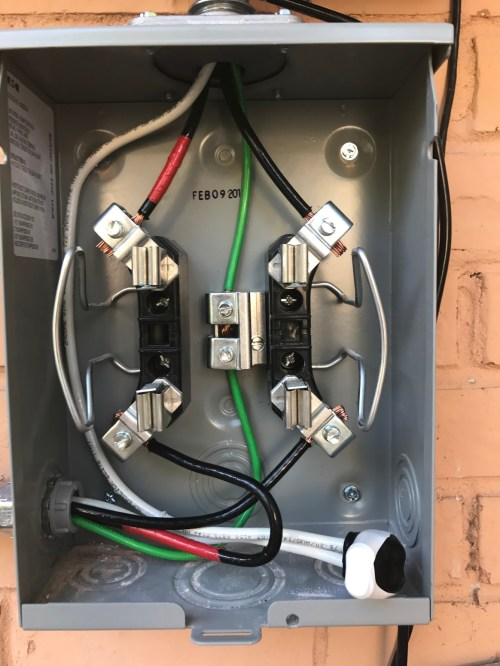 small resolution of electric meter jumpers home improvement stack exchange wiring electricity meter