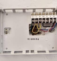 wiring air handler doityourselfcom community forums wiring diagram honeywell rth2300 wiring doityourselfcom community forums [ 2775 x 2081 Pixel ]
