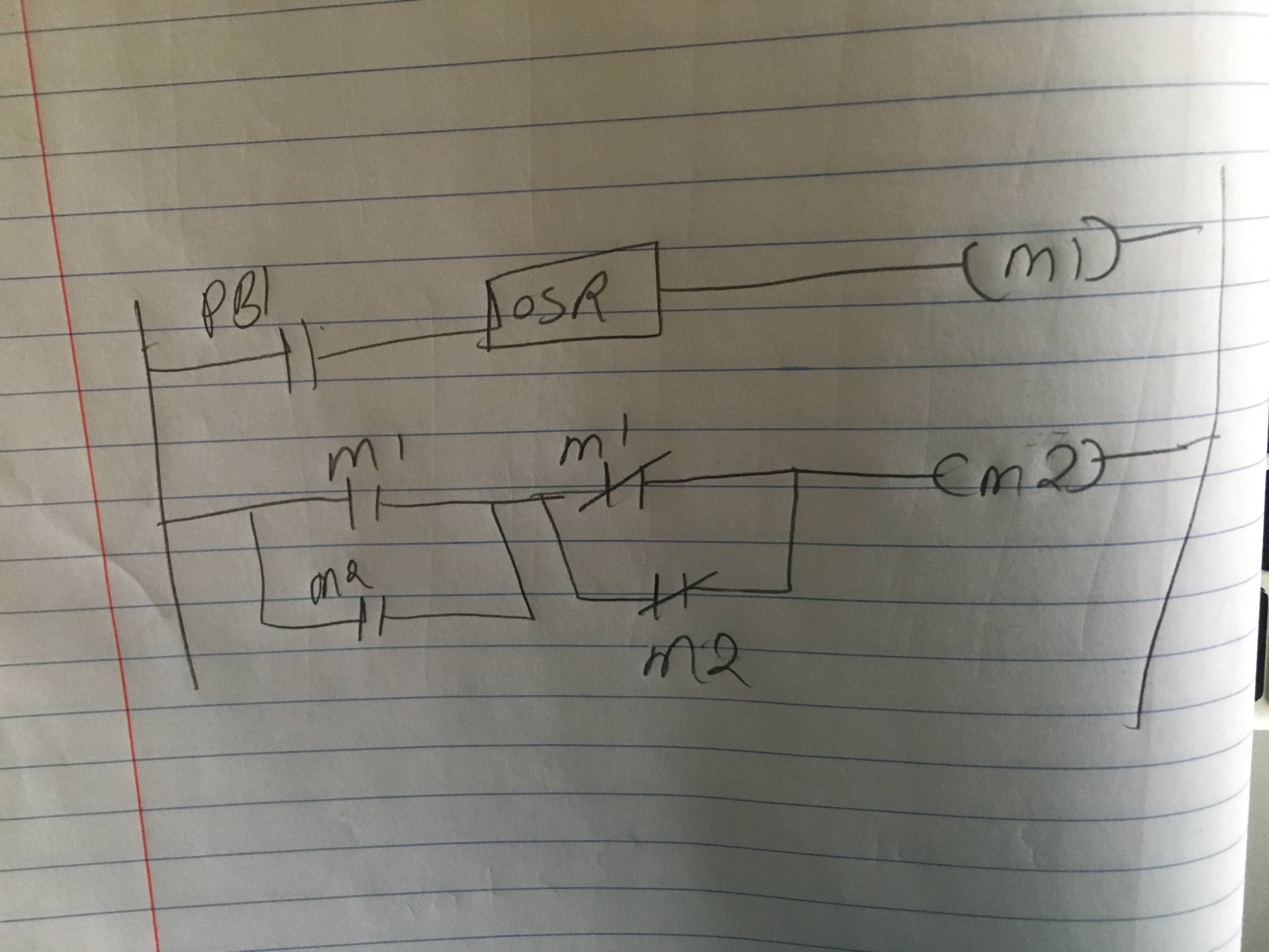 3 way switch ladder diagram trailer electrical wiring south africa plc logic toggle on and off