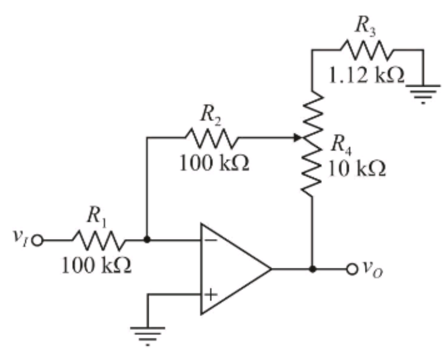 Using One Of The Basic Opamp Operationalamplifiercircuits