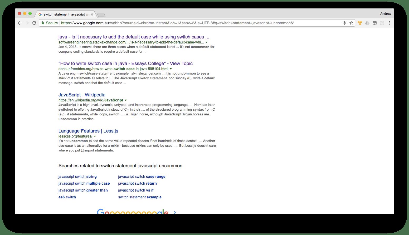 can i teach google