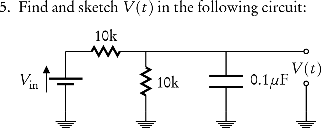 How To Work Out The Charge On A Capacitor In Parallel