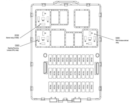 2014 Jetta Fuse Panel Diagram, 2014, Free Engine Image For