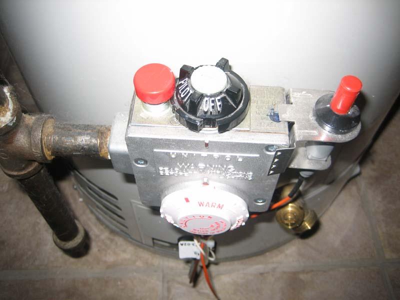 Water heater on pilot  Home Improvement Stack Exchange