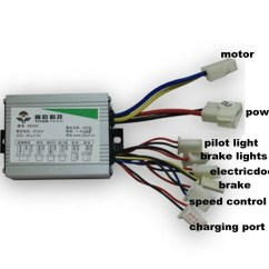 4 Wire Dc Motor Connection Diagram Nissan Almera Radio Wiring Remote Control How To Connect A 2 4ghz 4ch Rc Receiver Brushed Controller