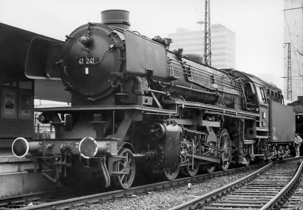 Science Based - Steam Locomotive