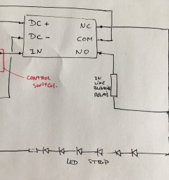 how to wire a relay for drl blinker  [ 1440 x 1080 Pixel ]