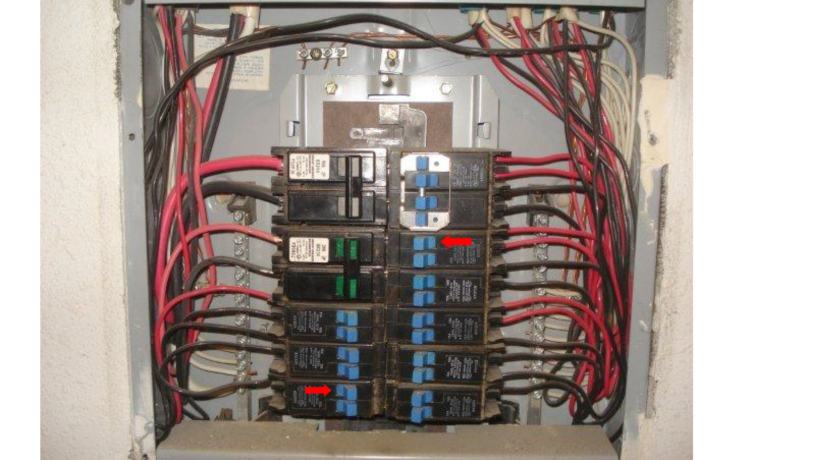 hight resolution of breaker panel electrical wiring