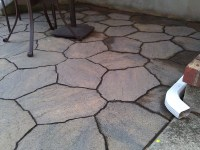 What should the ratio of crushed rock and sand for a paver ...