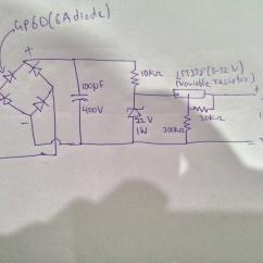 Laptop Charger Wiring Diagram For Marine Ignition Switch Zener Will This Work Electrical