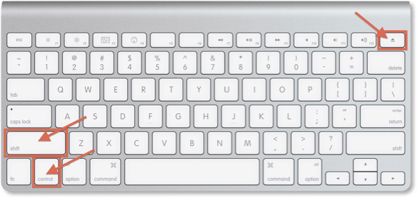 macos - Keyboard shortcut to sleep a Mac - Ask Different