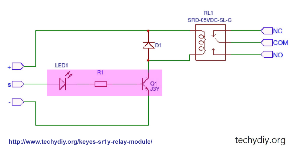 Wiring Diagram For Audible Relay