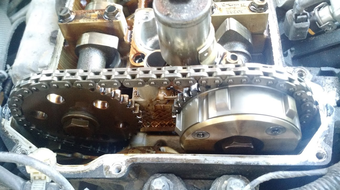 hight resolution of timing chain