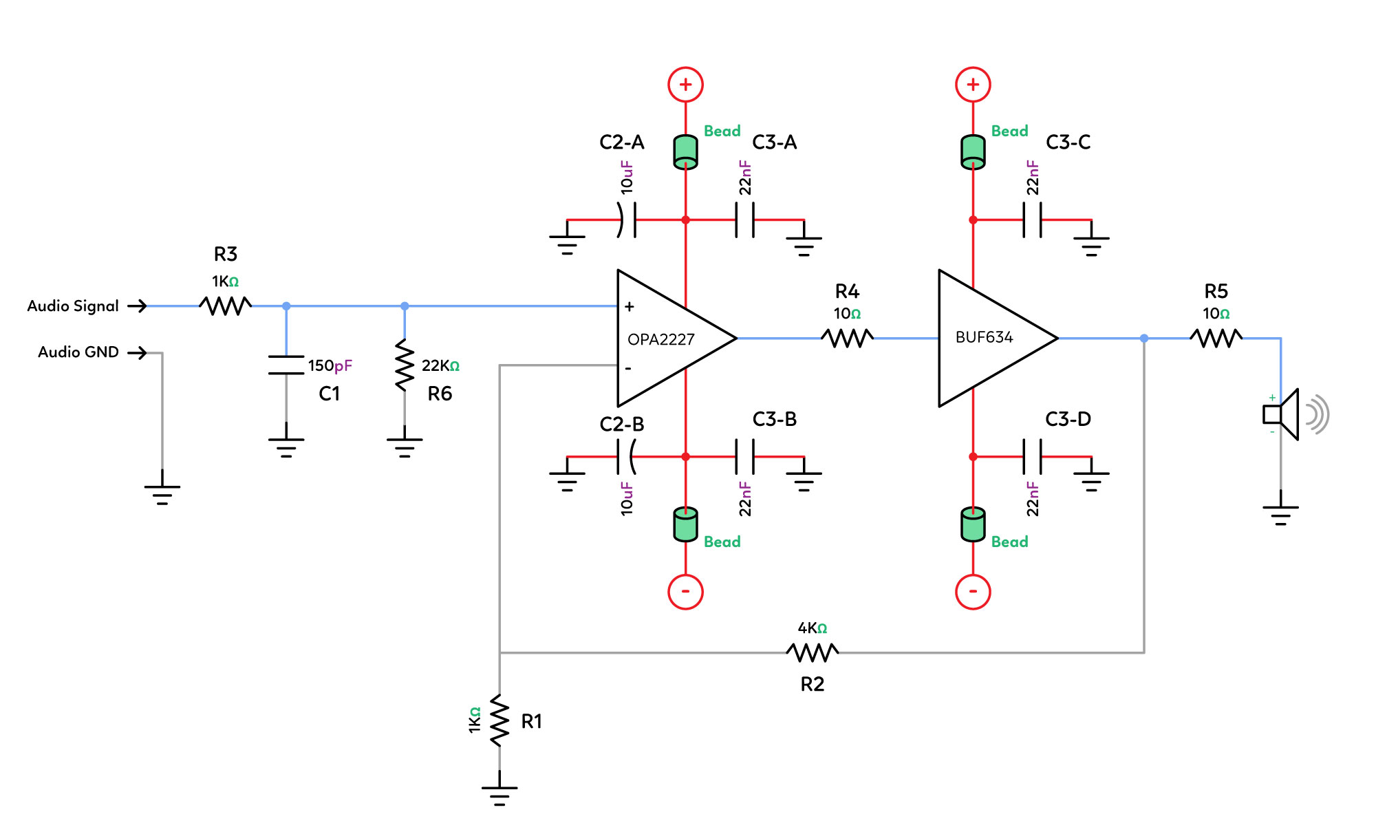 hight resolution of headphone amplifier diagram wiring diagram val headphone amplifier circuit diagram electronic circuits diagram