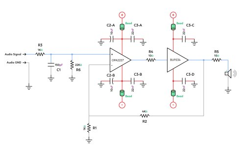 small resolution of headphone amplifier diagram wiring diagram val headphone amplifier circuit diagram electronic circuits diagram