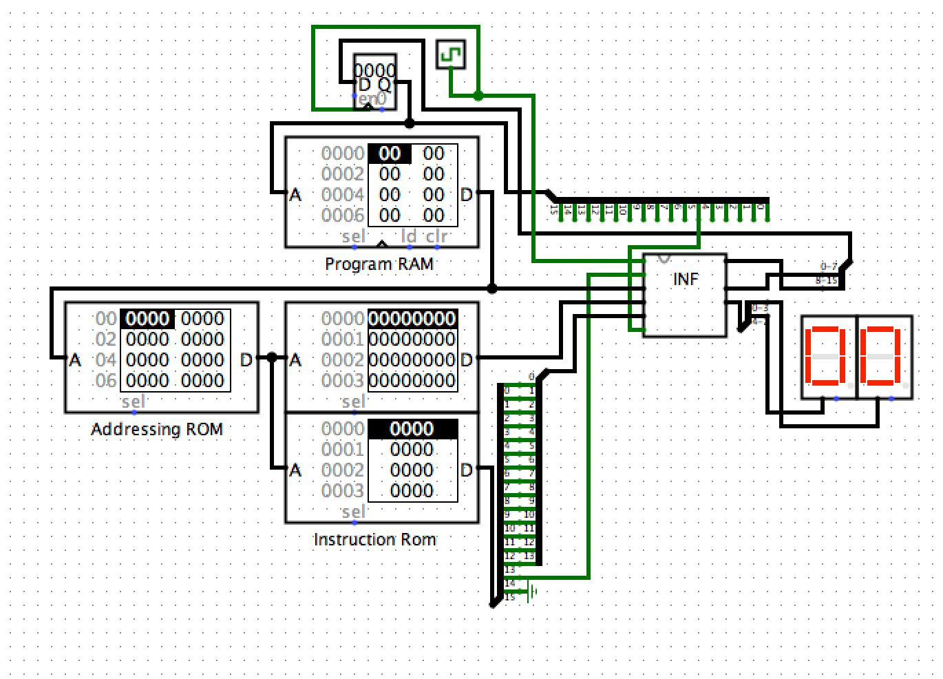 hight resolution of system block diagram