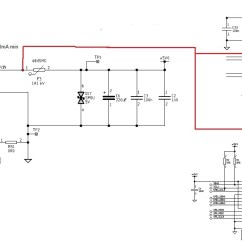 Raspberry Pi 3 Model B Wiring Diagram Honeywell S Plan How Do I Supply Power Through The Gpio Stack Exchange