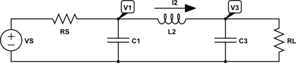 Rlc Lowpass Circuit