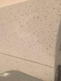 Quartz Countertop, Backsplash caulking - Home Improvement ...