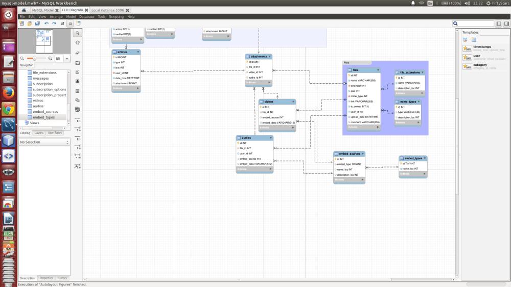 medium resolution of mysql workbench tutorial eer diagram relationship