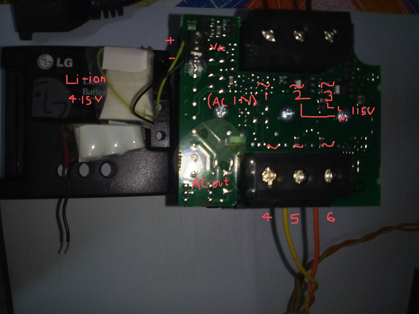 hight resolution of scr wired to run a digital panel