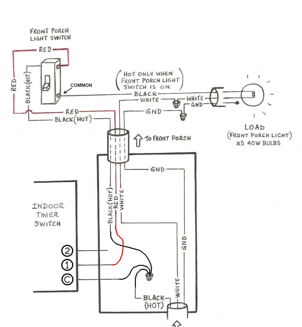 medium resolution of photocell and timer switch wiring diagram wiring diagram third level 24v 3 wire photocell wiring diagram photocell and timer switch wiring diagram