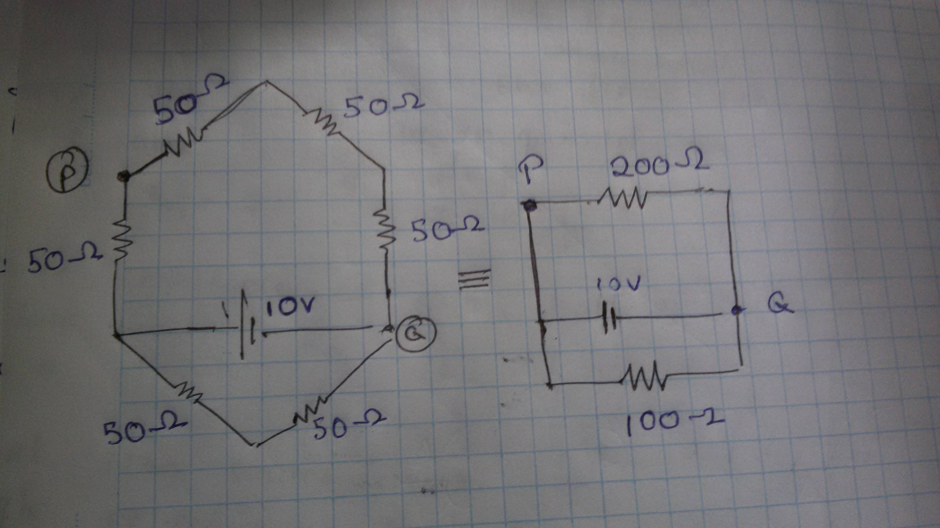 Circuit Analysis Electric Potential In A Cicuit Electrical