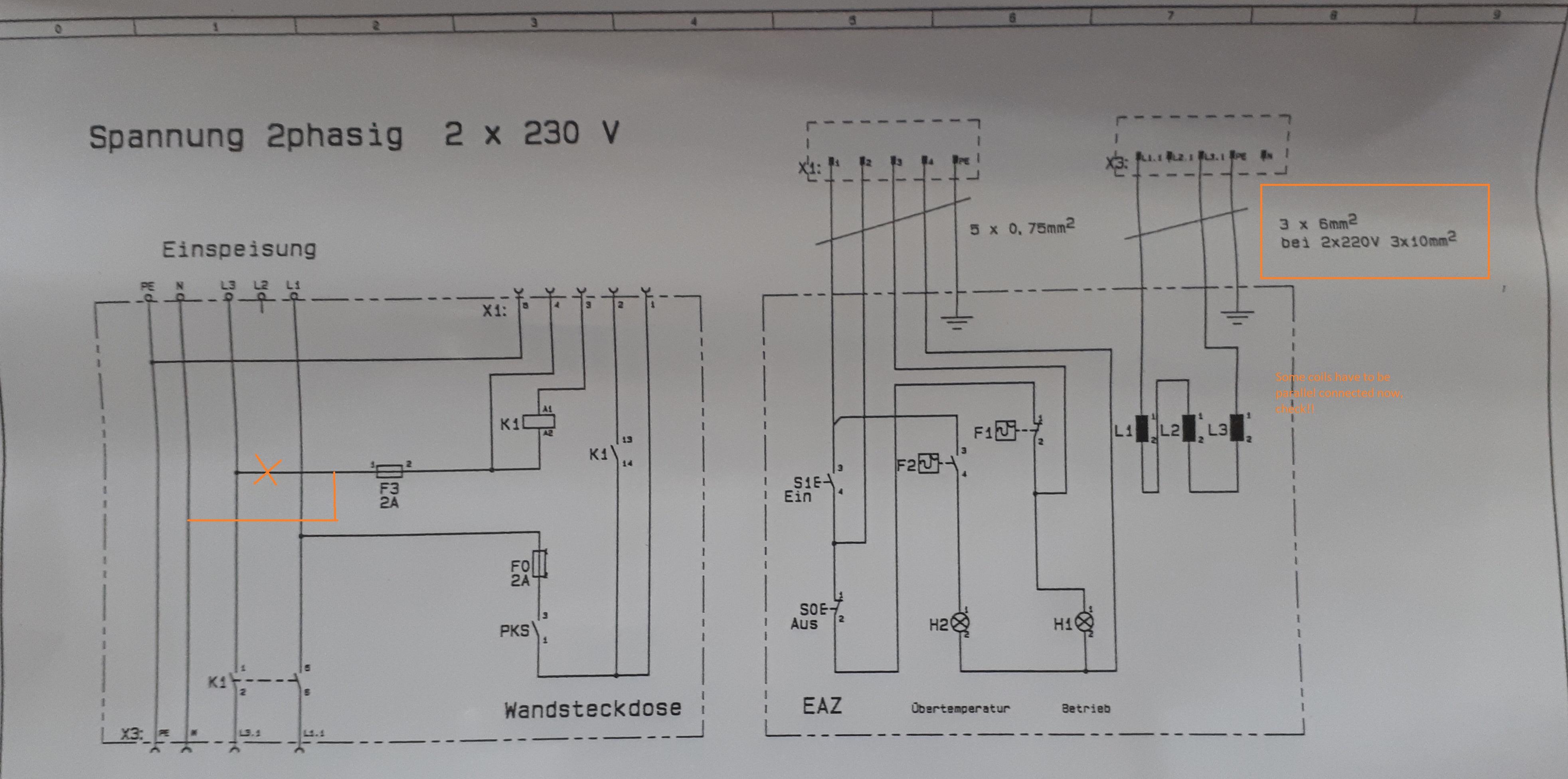 250 Volt Wiring Diagram 3 Phase