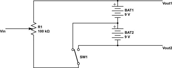 DC High Voltage Line Splitting Problem (Electrode