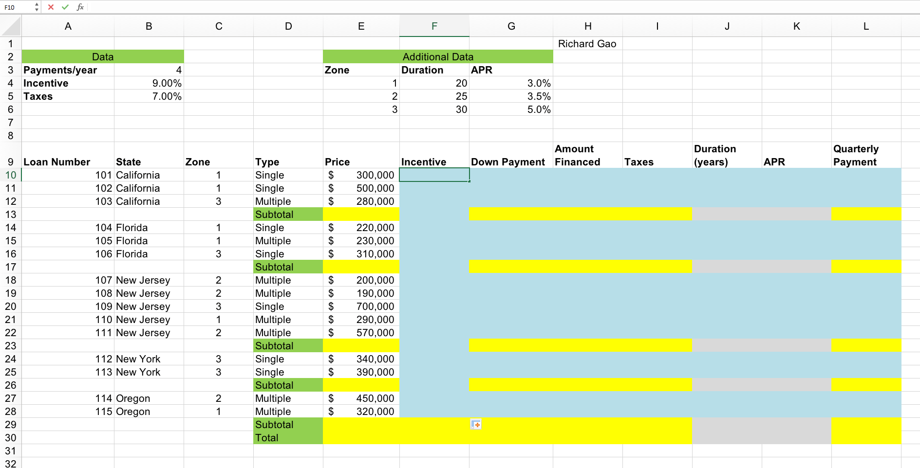 Multiple If Statements In Excel With Text