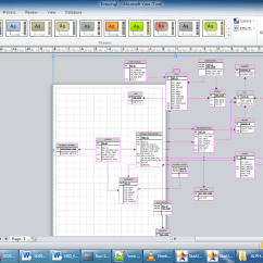 2010 Visio Er Diagram 2005 Chevy Impala Engine Database Erd Cannot Fit In A4 Super User Microsoft Diagrams