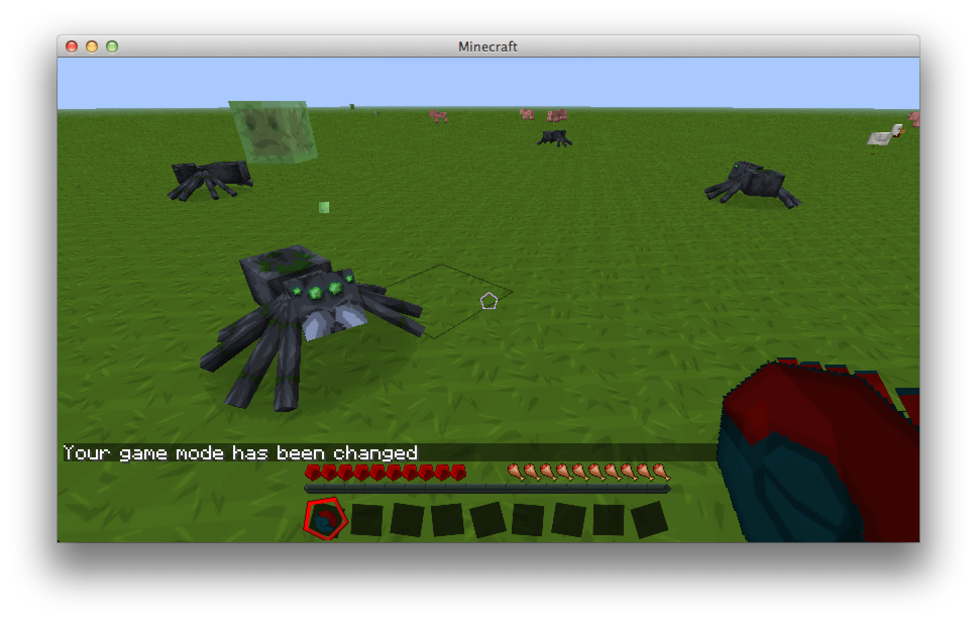 Is There A Way To Make Cave Spiders Passive In Minecraft