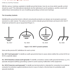 Wiring Diagram Standards Origami Panda Schematics Use Of Ground Symbols In Circuit Diagrams Electrical Enter Image Description Here