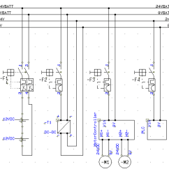 3 Phase 2 Speed Motor Wiring Diagram 2004 Dodge Durango Engine Ground - Grounding In A Dc Circuit On Vehicle Electrical Engineering Stack Exchange