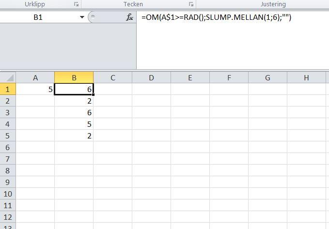 vba - Array of random numbers in Excel - Stack Overflow