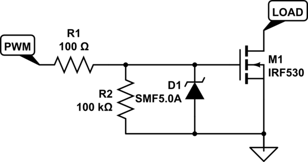 Tvs Diode Arduino