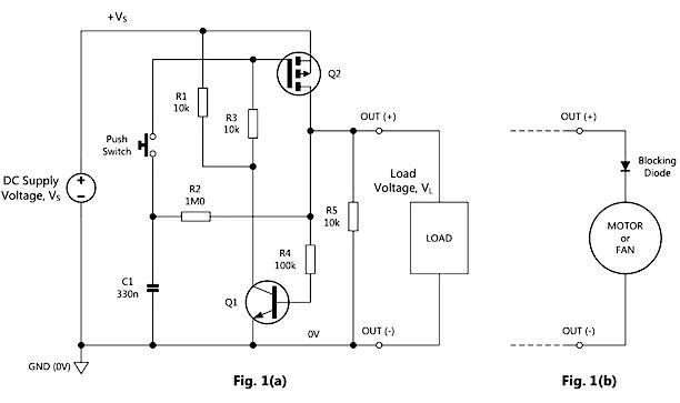 110v Light Sensor Wiring Diagram Latch Latching Circuits Problem Above Input Voltage