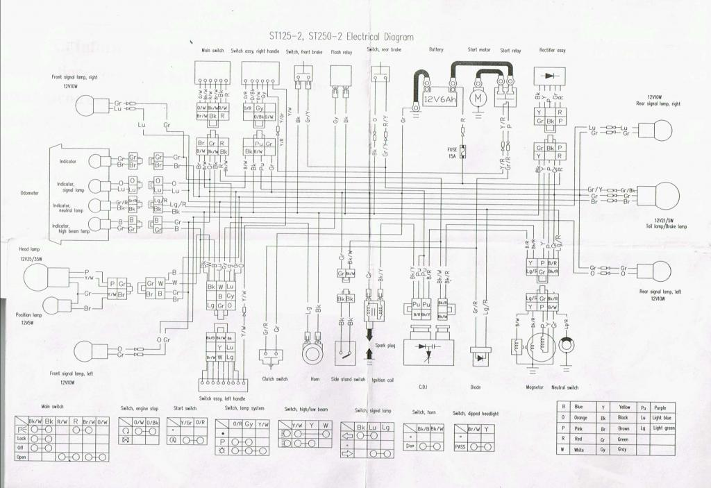 hard start wiring diagram