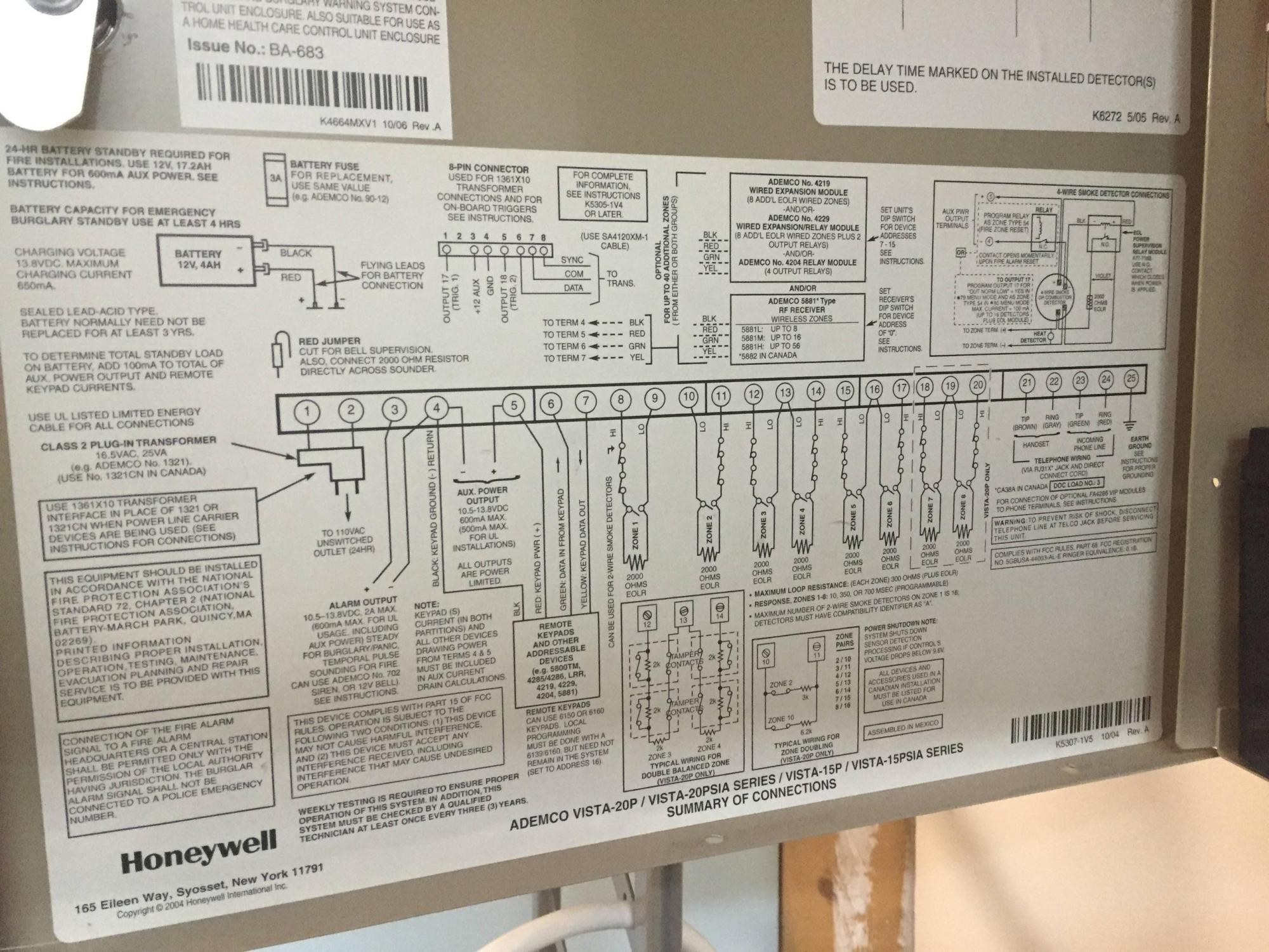 hight resolution of interfacing raspberry pi to honeywell alarm system 3v vs 12v honeywell addressable fire alarm system wiring diagram honeywell alarm system wiring diagrams